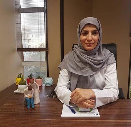 دکتر مریم غلامپور