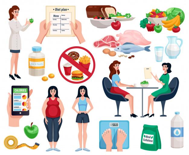 غذای سالم و ورزش برای درمان بی اختیاری ادرار