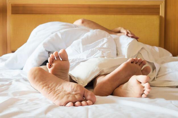 رابطه جنسی بعد از بستن لوله های رحمی